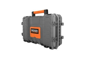 RIDGID 222570 22 in. Pro Tool Box, Black