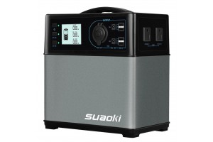 SUAOKI 400Wh/120,000mAh Portable Generator Power Station