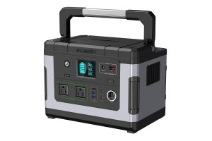 SUAOKI Solar Generators, G500 Portable Power Station 500Wh