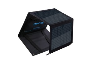 Chafon 40W/0.053Hp Folding Solar Panels Chargers