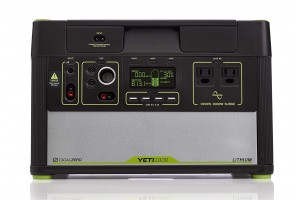 Goal Zero Yeti 1000 Lithium Portable Power Station, 1045Wh