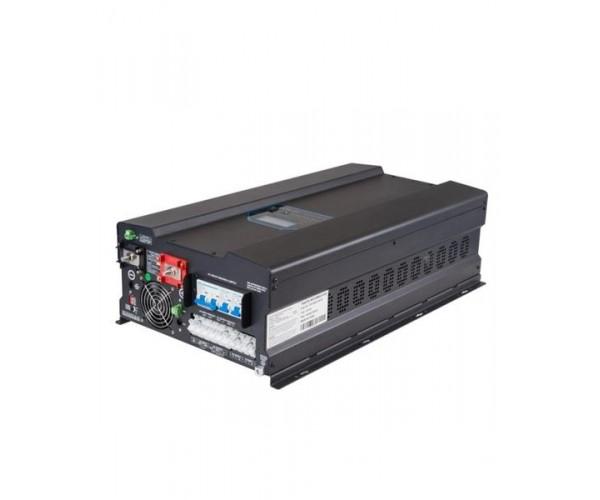 12000w Inverter Charger 120v/240v Split Phase w/ Transfer Switch