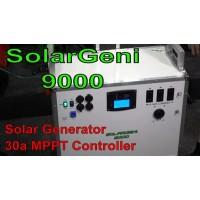 SolarGeni 9000 Watt Portable Solar Generator
