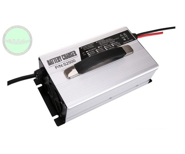 28.8v 25a 8s LifePO4 Battery Charger Ebike Tesla Powerwall S2500
