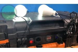 SolarGeni 1200 Watt Portable Solar Generator