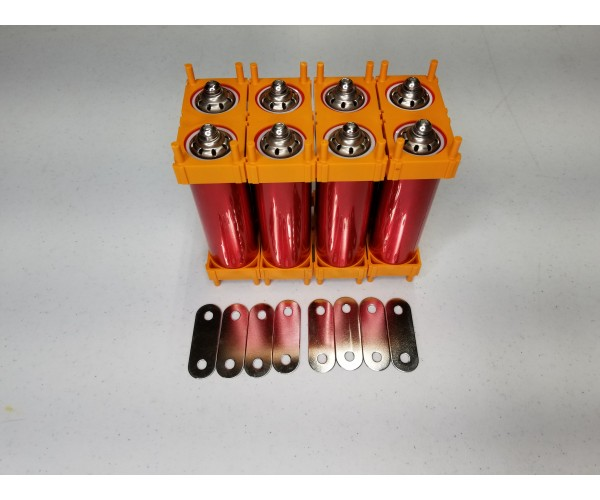 8 Pack Headway 38120HP LifePO4 Battery Cells