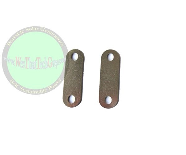 Copper Headway 38120 2-Hole Battery Buss Bar/Connector/Strap (1)