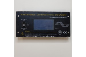 LCD Remote for Inverter Charger