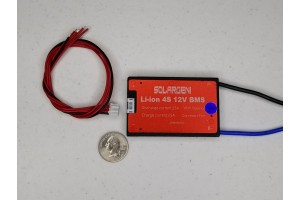 4s 16.8v 25a Lithium Balance BMS
