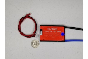 4s 16.8v 45a Lithium Balance BMS