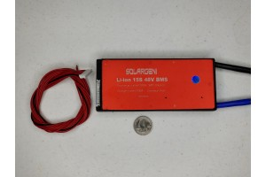 15s 63v 100a Lithium Balance BMS