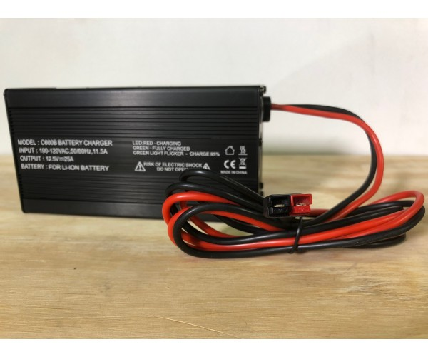 3s 12.6v 20a Li-ion, Lithium Battery charger for eBike, DIY Tesla Powerwall C600B
