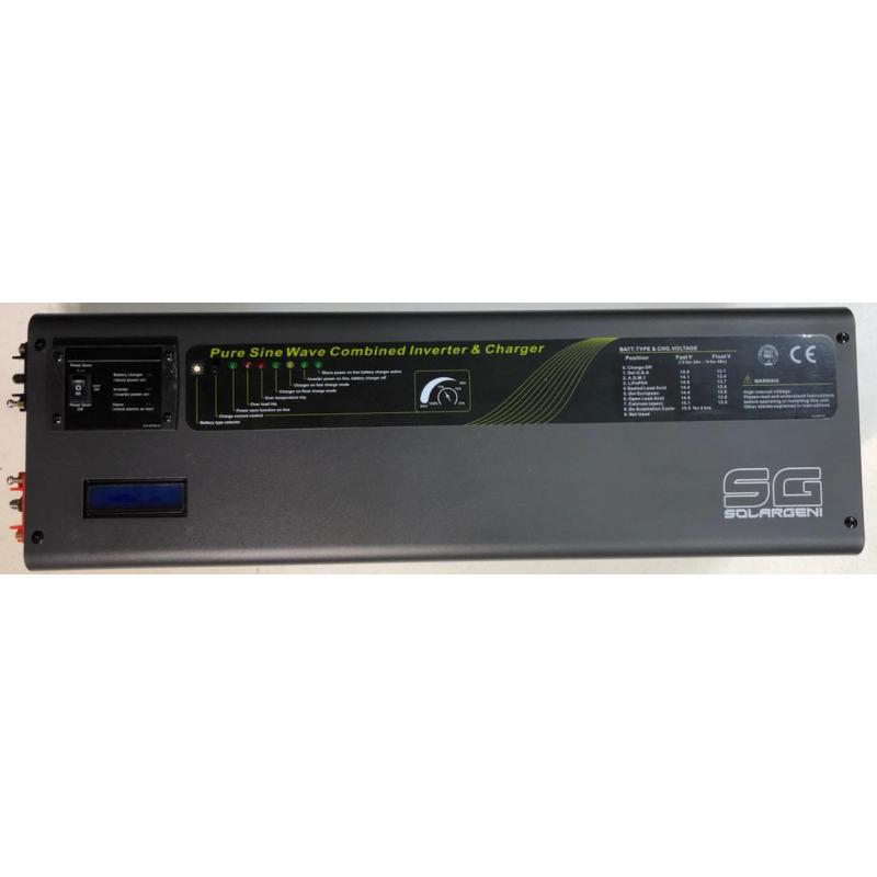 3000 watt Tesla Lithium Inverter Charger 25.2v 6s